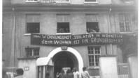 Bild besetzung schelling juni 1980 aus  still gestanden die geshichte einer alten kaserne